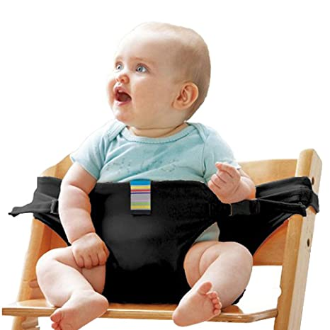 Portable Baby Feeding Chair Belt Toddler Safety Harness Baby Safe