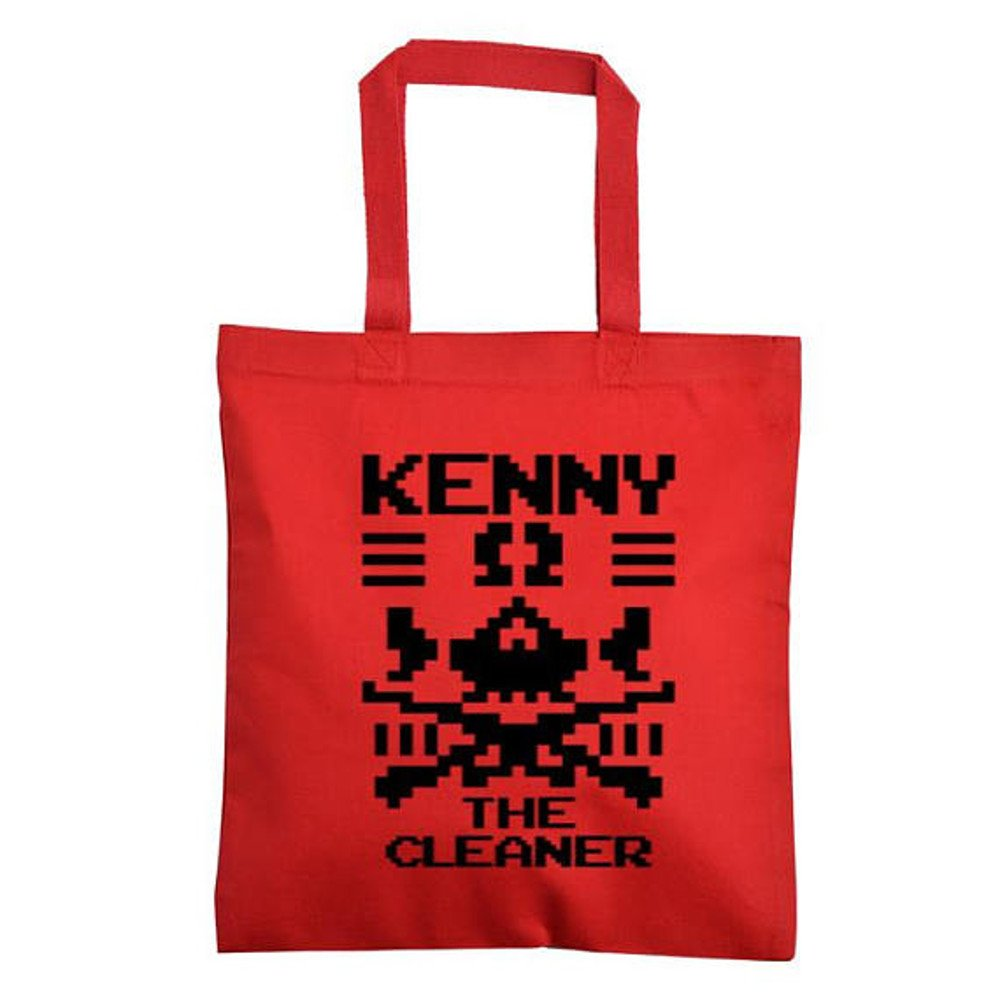 Kenny Omega The Cleaner WWE Canvas Tote Bag (Red)