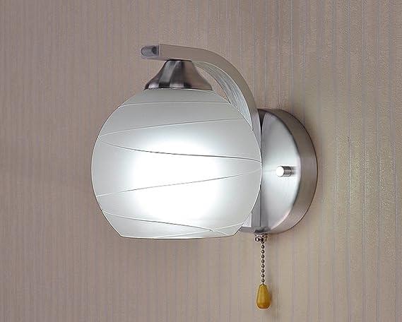 Mkj lampade da parete lampada da parete semplice led moderni con