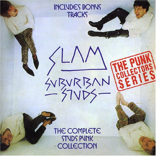 (Slam the Complete Studs Punk Collection)