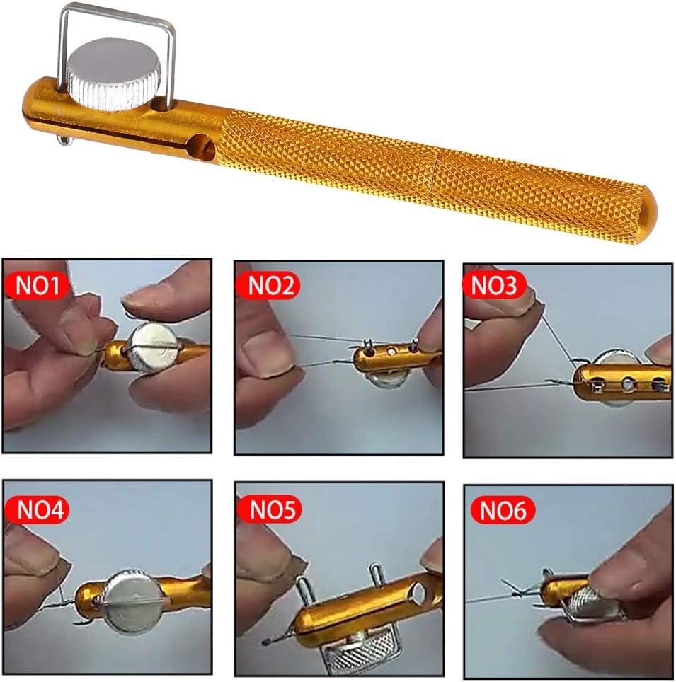Loop Fishing Tackles Tying+Hook Lightweight Carry Parts Accessories Praktisch
