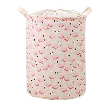 Dooxi Stoff Aufbewahrungskorb Aufbewahrungsbox Waschekorb