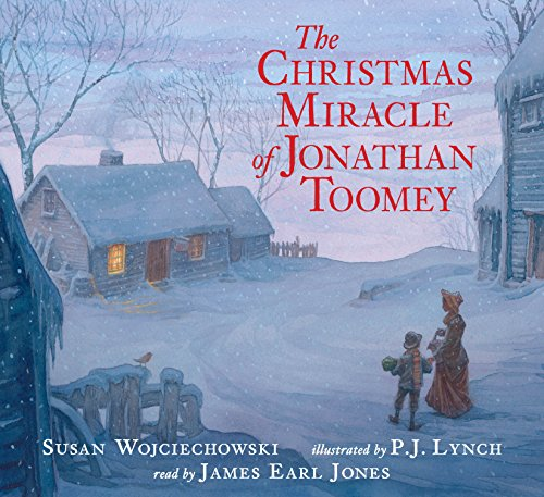 The Christmas Miracle of Jonathan Toomey by [Wojciechowski, Susan]