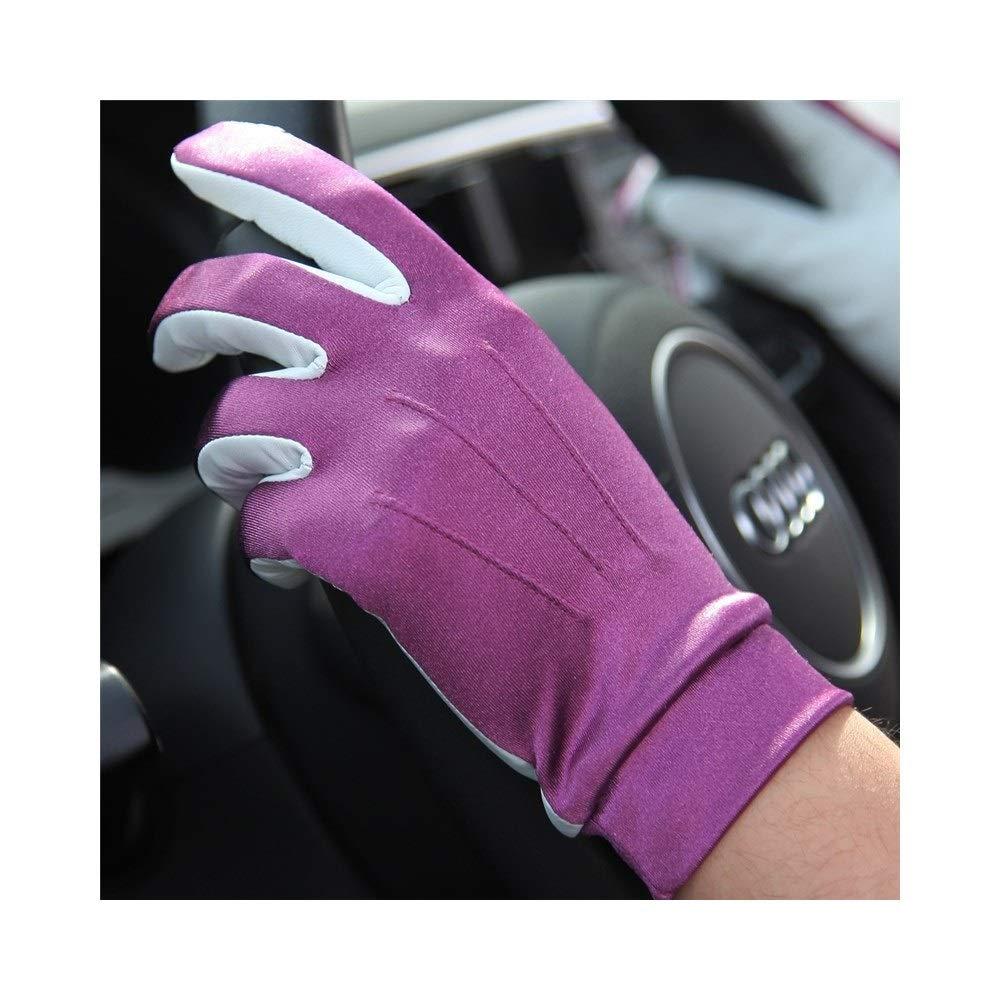 violet S-Two pairs Ombre Prougeection UV UPF50 + Gants de Prougeection pour extérieur Crème Solaire