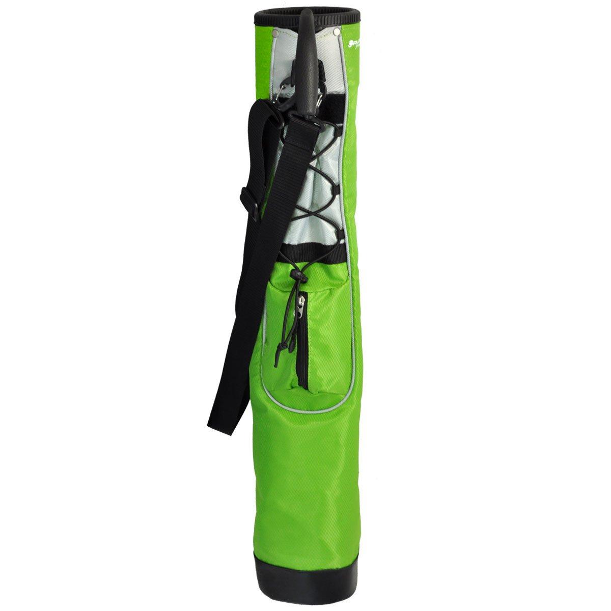 Amazon.com: Knight Pitch y Putt Golf Soporte ligero bolsa de ...