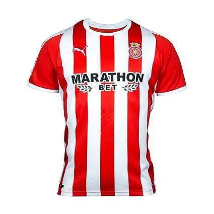 GIRONA FC Oficial Primera Equipación Camiseta 2019-20, Niños ...