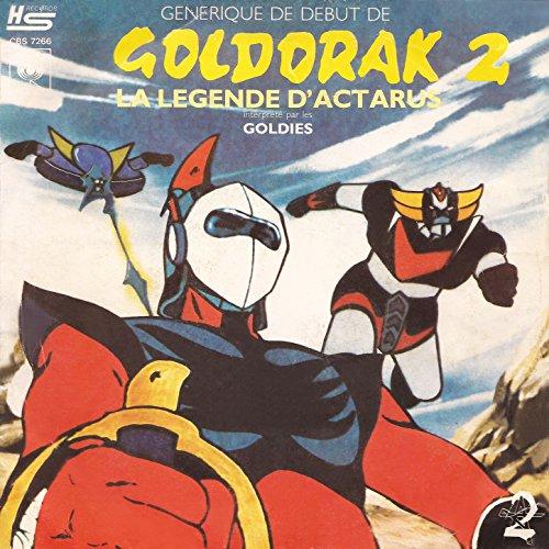 goldorak generique