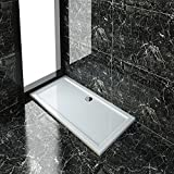 Rectangular 1500x700x40mm Shower Tray for Shower Enclosure Cubicle+Free Waste Trap NEXT DAY DELIVERY by sunny showers,ultra