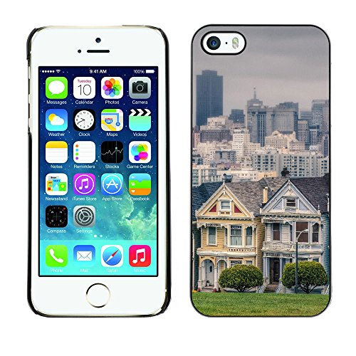 eason-shop-hard-slim-snap-on-case-cover-shell-victorian-houses-in-alamo-square-san-francisco-califor