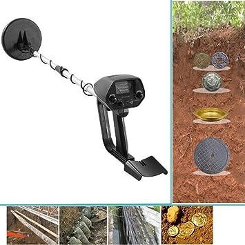 DDPP MD 4030 Vuelo de Temperatura Ultra Alta Que trae un Sofisticado Dispositivo Explosivo de Metal subterráneo Recordatorio del Tesoro: Amazon.es: Deportes ...