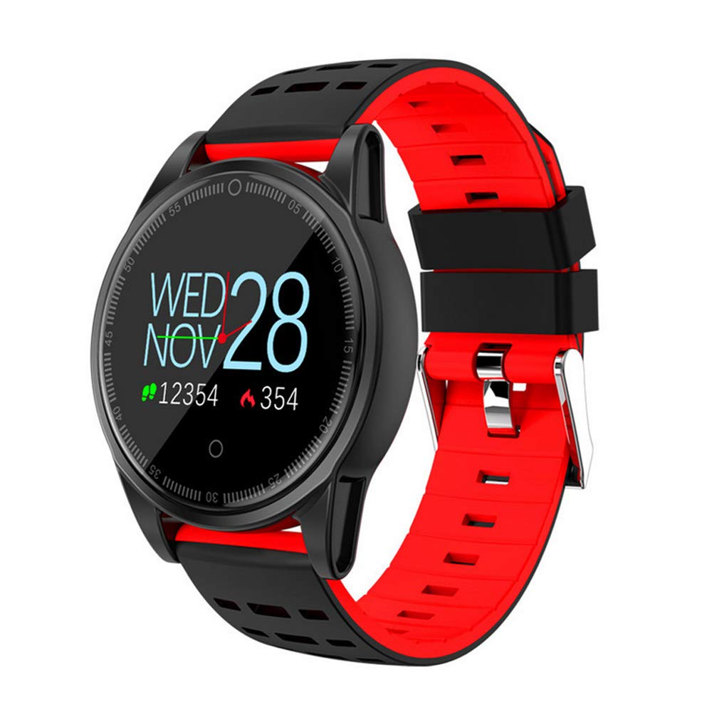 Running Cycling Smart Bracelet Blood Pressure Heart Rate Sleep Monitoring Fitness Tracker Outdoor Sports Leisure Fashion Male Female Adult Intelligent Band