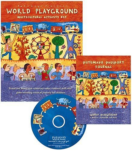 Cultural Activities (WORLD PLAYGROUND MULTICULTURAL ACTIVITY KIT)