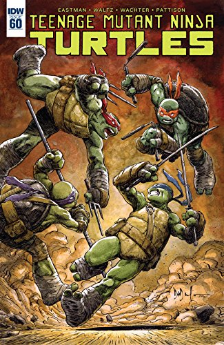 Amazon.com: Teenage Mutant Ninja Turtles #60 eBook: Tom ...