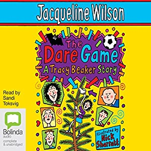 The Dare Game  Audiobook