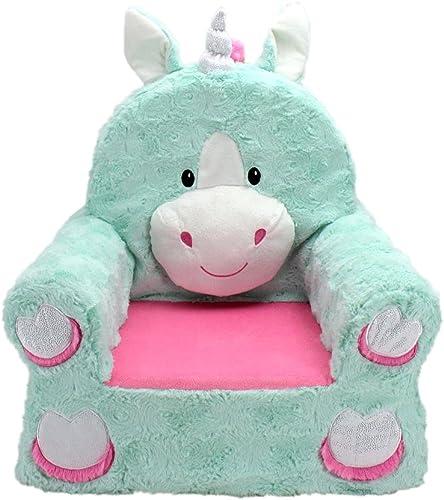 Animal Adventure Sweet Seats Plush Chair