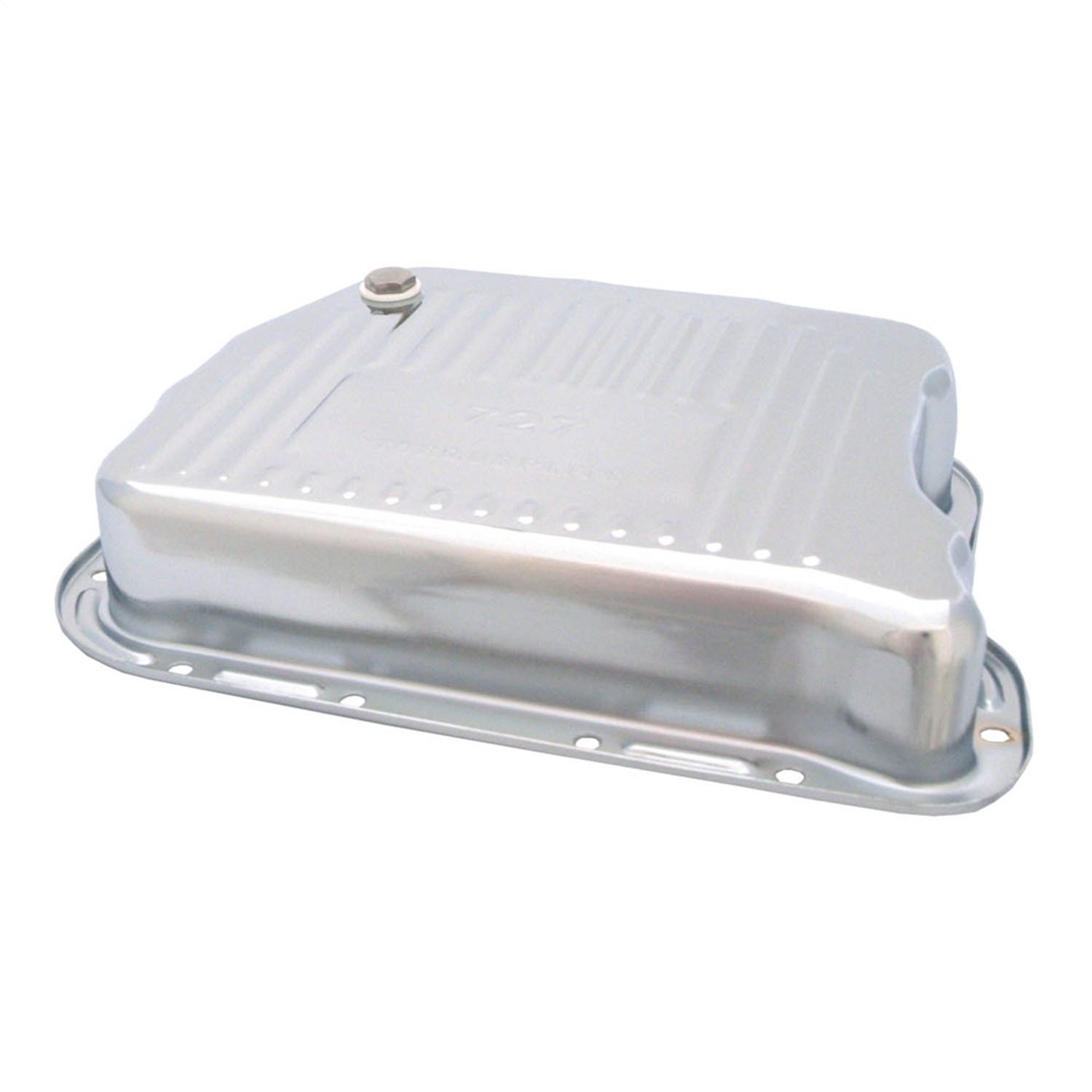 Spectre Performance 5465 Chrome Extra Capacity Transmission Pan Chrysler 727 by Spectre Performance