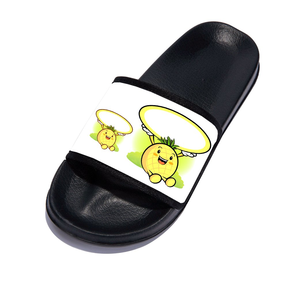 Boys Girls Cute Cartoon Sandals Fashion Pool Shower Anti-Slip Floor Slide Slipper for Kids