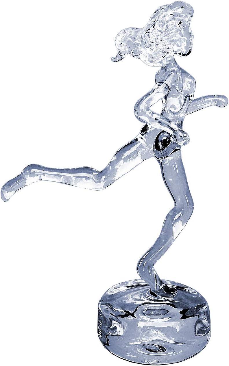 Prochaska Gallery Triathlon Marathon Runner Triathlete Figurine Female Sculpture
