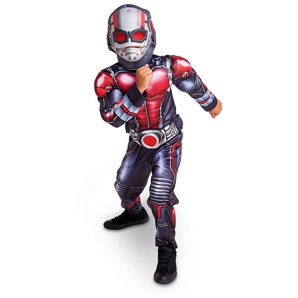Disney Store Deluxe Ant Man Antman Light Up Costume Kids Size M Medium 7 - 8