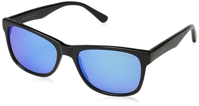 e42cee142b2 Amazon.com  Obsidian Sunglasses for Women or Men Square Frame 02 ...