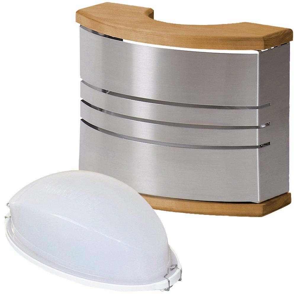 Harvia Sauna Light, Steel SAS21106