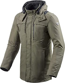 Revit West End textil Chaqueta Moto Chaqueta Urban PARKER ...
