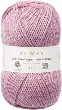 151 Rose Pink Rowan Pure Wool Worsted Superwash SALE
