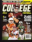 SPORTING NEWS COLLEGE FOOTBALL 2011(81 GAME- CHANGERS