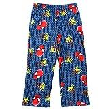 Spider-Man Boys Blue Pajama Pants (Little Kid/Big Kid)