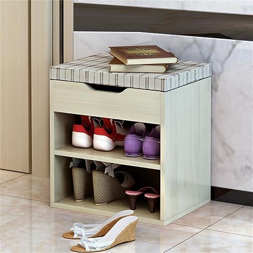 Amazonde Schuhregalschuhschrank Simple Modern Home Schuhbank