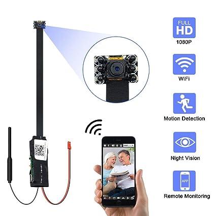 telecamere spia per iphone