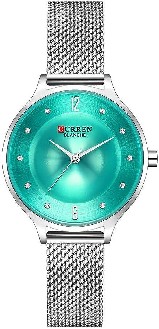 De Gama Alta Relojes para Mujer Resistente Al Agua, Aobuang ...