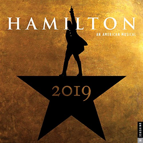 Pdf Arts Hamilton 2019 Wall Calendar: An American Musical