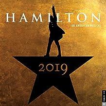 Hamilton 2019 Wall Calendar: An American Musical