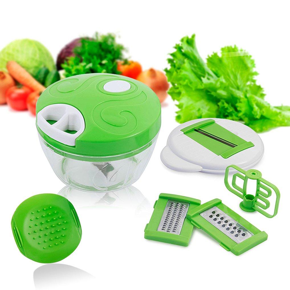 Mandolina Cortador de Verduras Yidaxing Picadora de Alimentos Manual para Picar vegetales