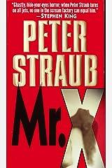 Mr. X: A Novel Kindle Edition