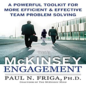 The McKinsey Engagement | Livre audio