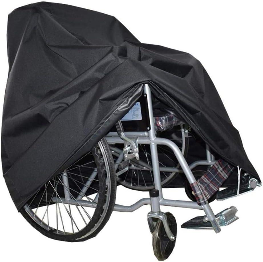 Funda protectora para silla de ruedas 115x65x120cm, Funda para scooter Fundas para muebles de jardín para sillas de ruedas eléctricas, Juego de fundas para muebles de patio Impermeable, Fundas para