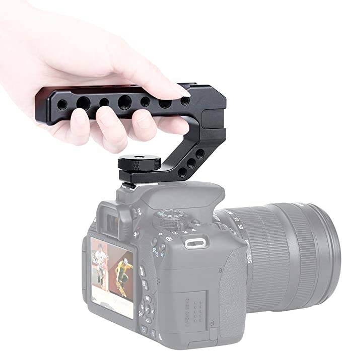 Pro Video Stabilizing Handle Grip for Olympus C-3020 Zoom Vertical Shoe Mount Stabilizer Handle