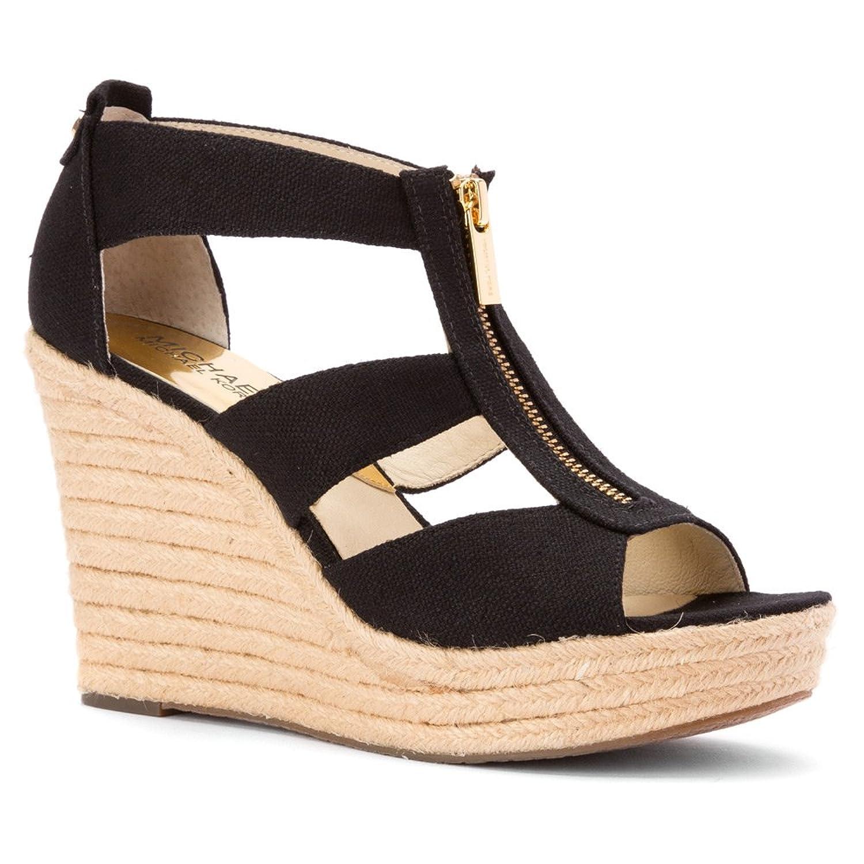 MICHAEL Michael Kors Women\u0026#39;s Damita Wedge Platform Sandals