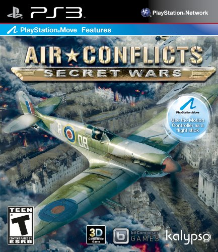 Kalypso Air Conflicts - Playstation 3