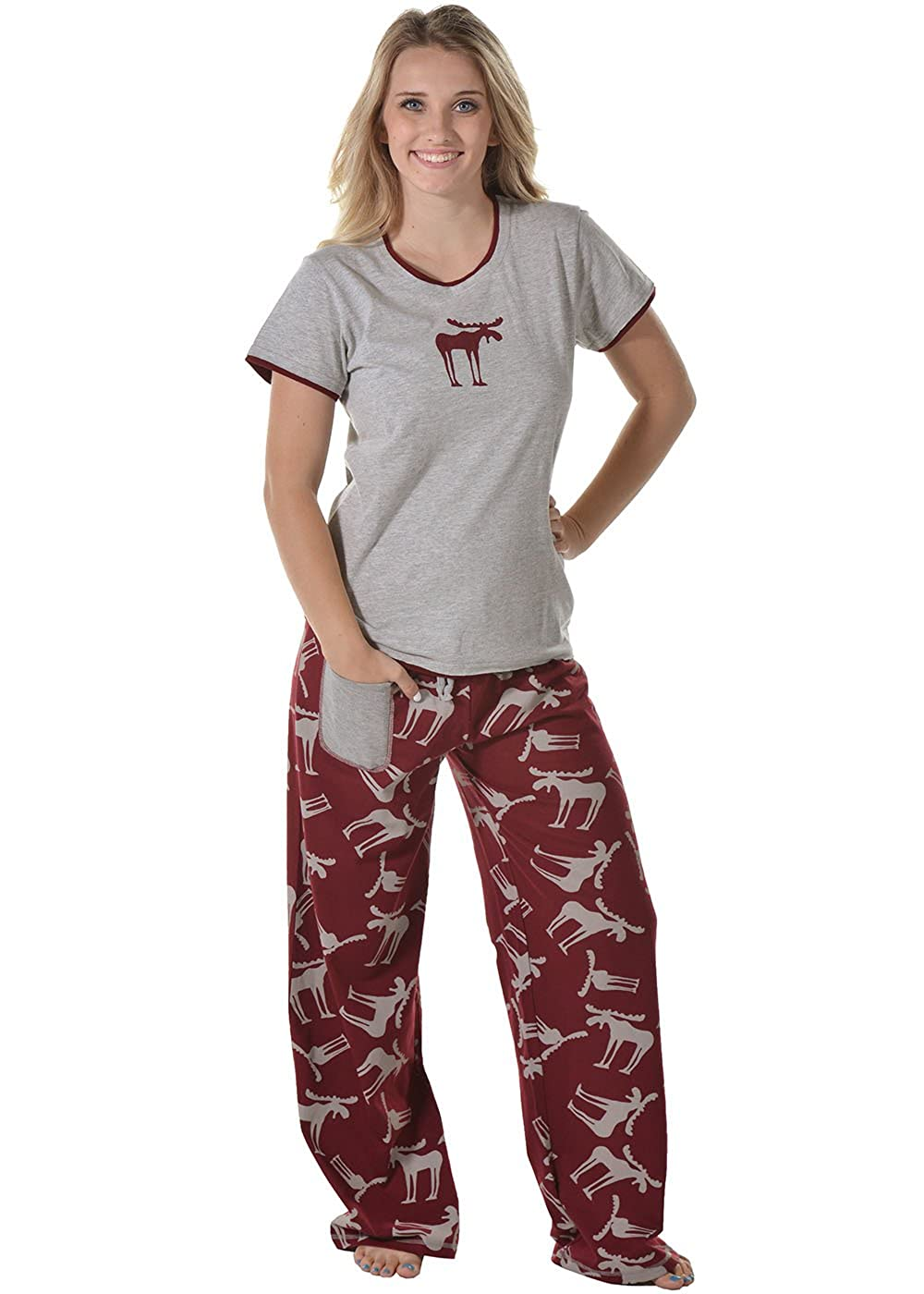 Lazy One Mujer Toadally Tired Fitted Pijama Camesita XS: Amazon.es: Ropa y accesorios