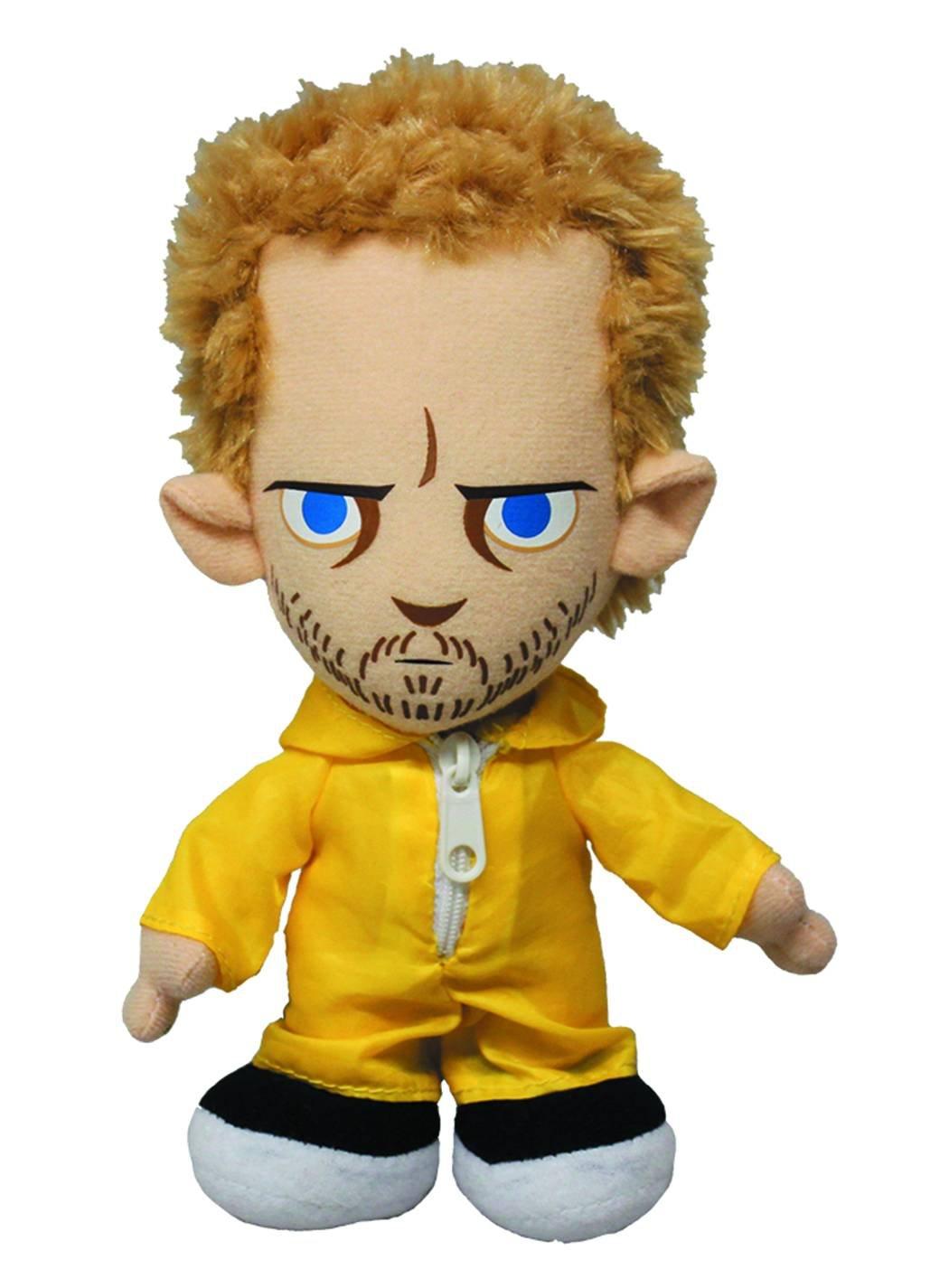 Amazon.com: Breaking Bad Jesse Pinkman en Hazmat Suit 8-Inch ...