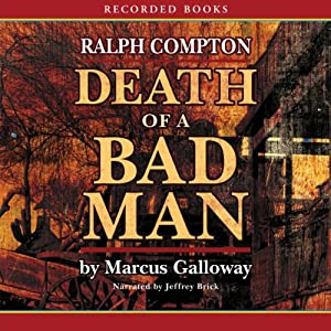 Death of a Bad Man Audiobook