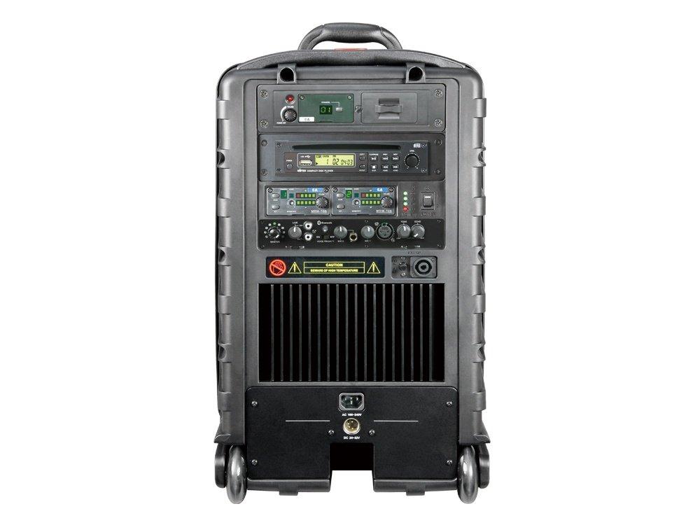 Mipro MA-808V | Portable 267-Watt PA System without Bluetooth