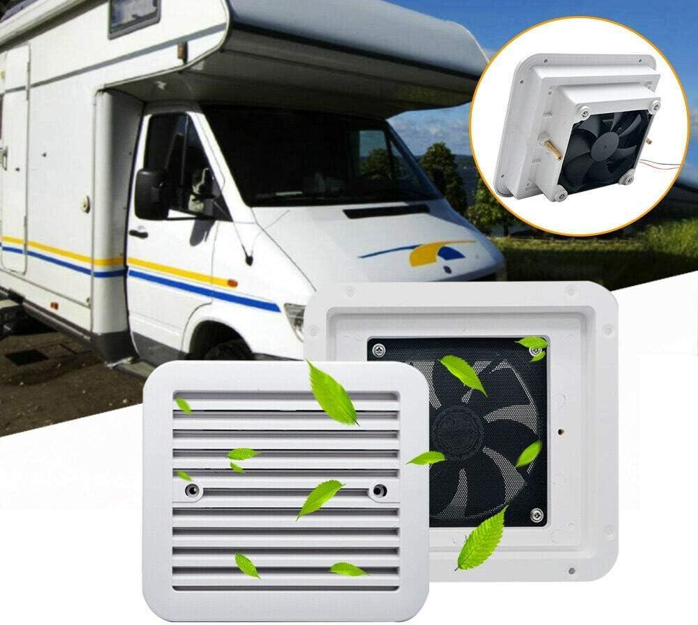 Sunwan - Ventilación de ventilación para autocaravana de 12 V para ...