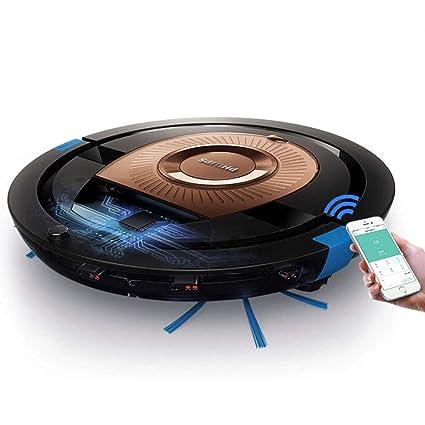 Servicios de fregado y Barrido Robot de Limpieza Aspirador doméstico Robot de Barrido Limpiador Ultrafino Inteligente