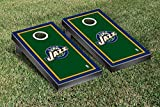Utah Jazz NBA Basketball Cornhole Game Set Border Version