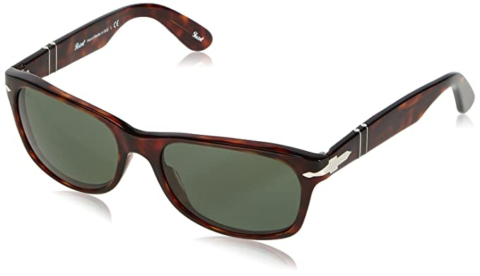 6681b9a3dcd Persol Sunglasses (PO2953S 24 31 56)  Amazon.co.uk  Clothing