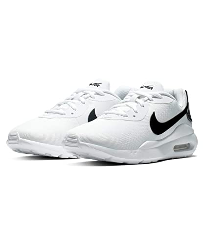 separation shoes 33ff6 cc8ea Amazon.com   Nike Women s Air Max Oketo Running Shoe White Black Size 7 M  US   Road Running